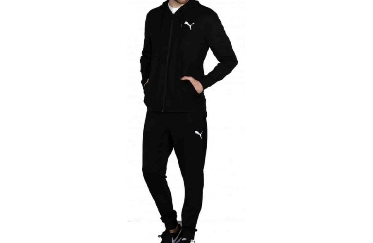 TUTA PUMA UOMO HOODED SWEAT SUIT...