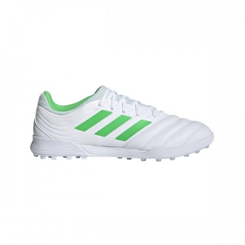 ADIDAS COPA 19.3 TF SCARPA CALCETTO TURF VIRTUSO PACK BIANCOVERDE