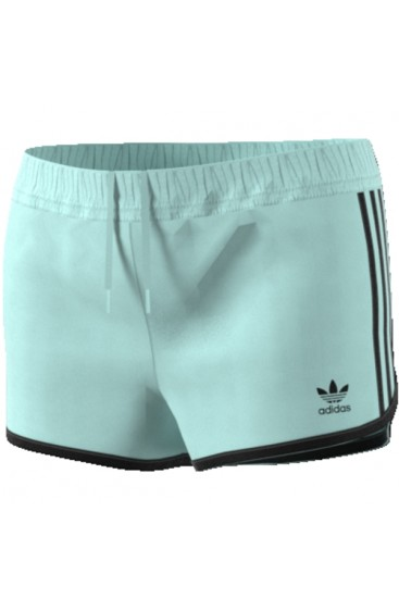 ADIDAS SHORTS DONNA ORIGINALS SHORT COLORE VERDE MENTA