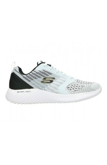 SKECHERS SCARPA DONNA SYNERGY 2.0-HEAVY METAL COLORE BIANCO