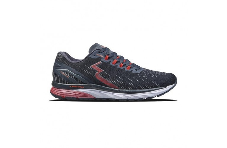 UNDER ARMOUR HOVR GUARDIAN SCARPA RUNNING UOMO - NERO/BIANCO