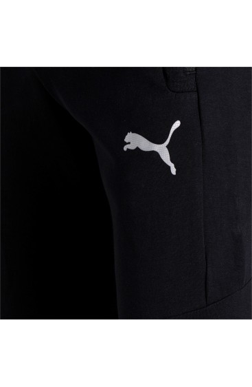 PUMA TUTA UOMO CLEAN SWEAT SUIT CL COLORE BLU