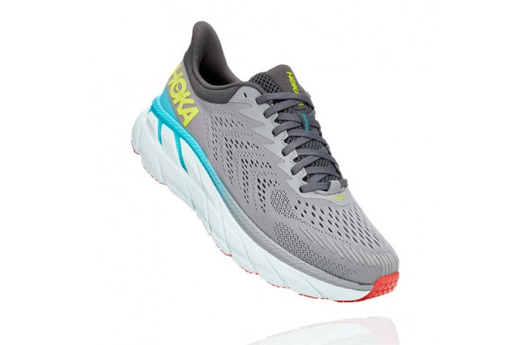 HOKA ONE ONE CLIFTON 7 SCARPA RUNNING...