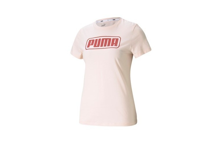 PUMA T-SHIRT  DONNA SUMMER STRIPED...